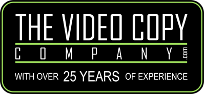 The Video Copy Company AVF Banner Logo