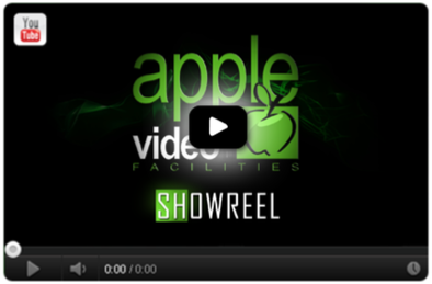 Apple Video Facilities YouTube Showreel Poster